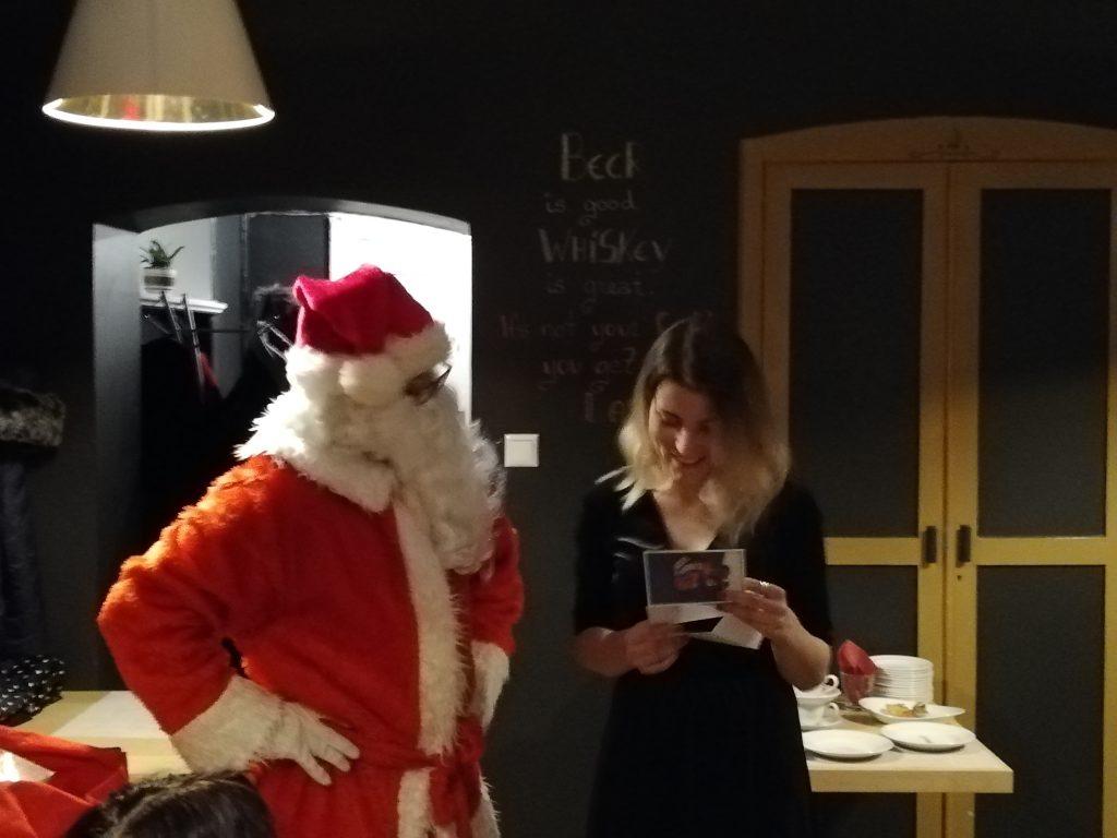 Naiste jõulupidu BPW Tartu