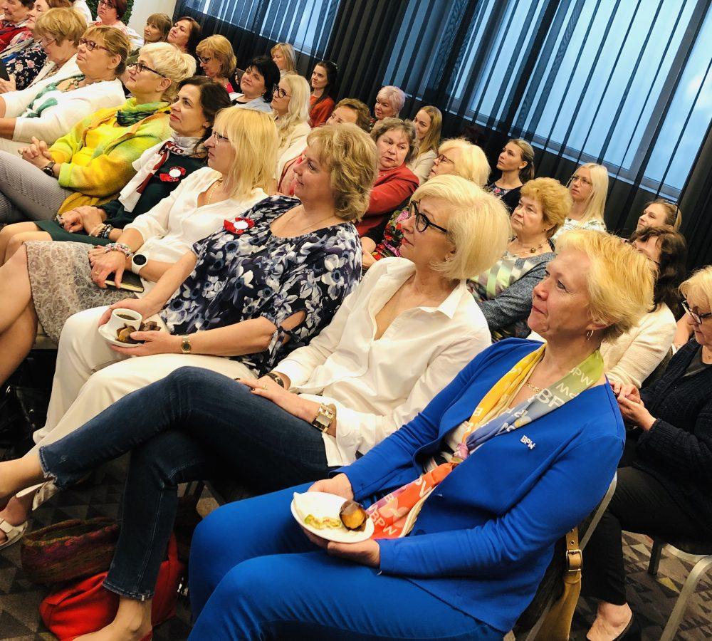 Aastakoosolek Ettevõtlikud naised 2019