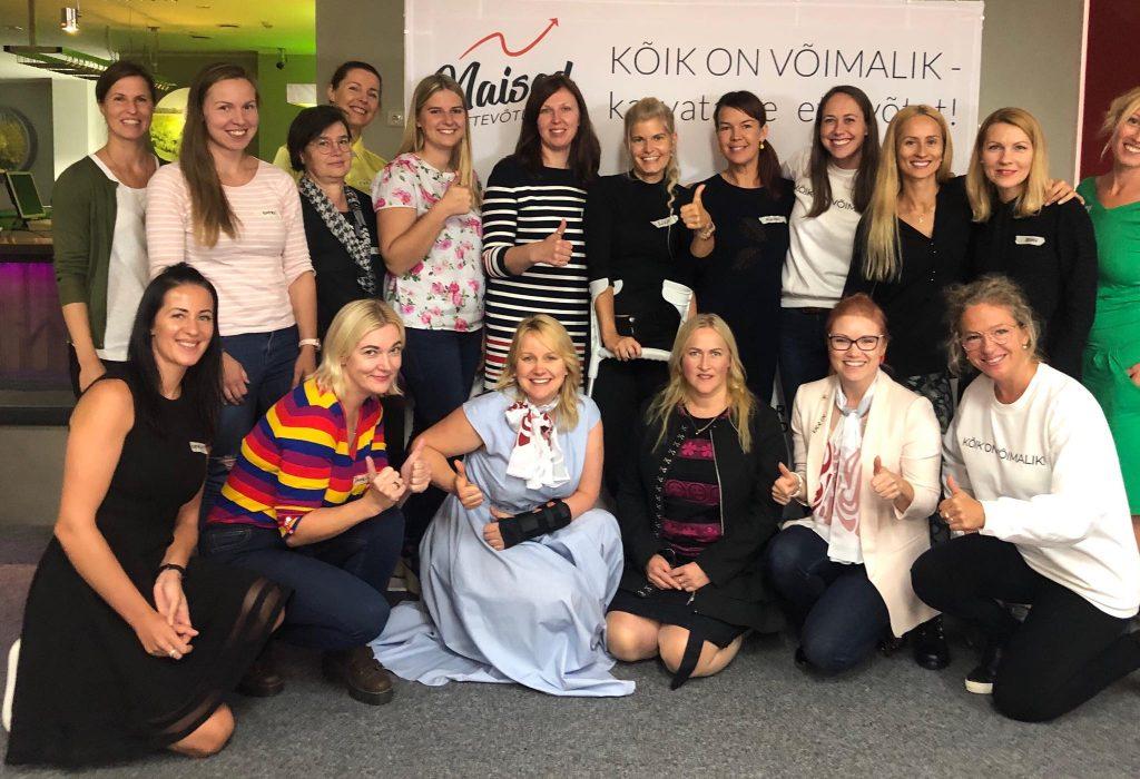 Naised ettevõtluses - kuidas kasvatada ettevõtet
