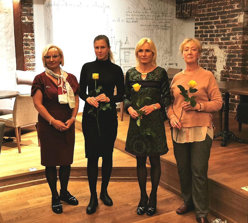 BPW Tallinna klubi koosolek sügis 2019