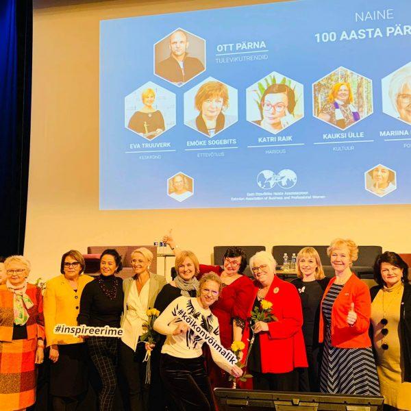 Eestimaa VIII Naiste Kongress 2020