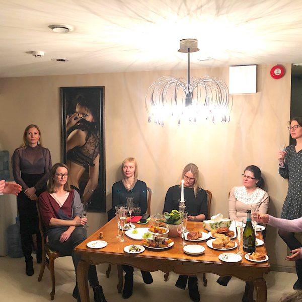 Ettevõtlusklubi koosolek