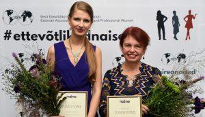 Marion Teder ja Irja Lutsar