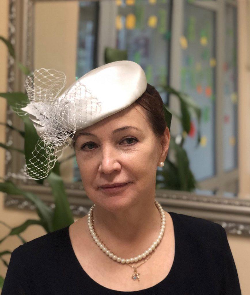 Tatjana Babanskaja, aasta naine 2020 kandidaat